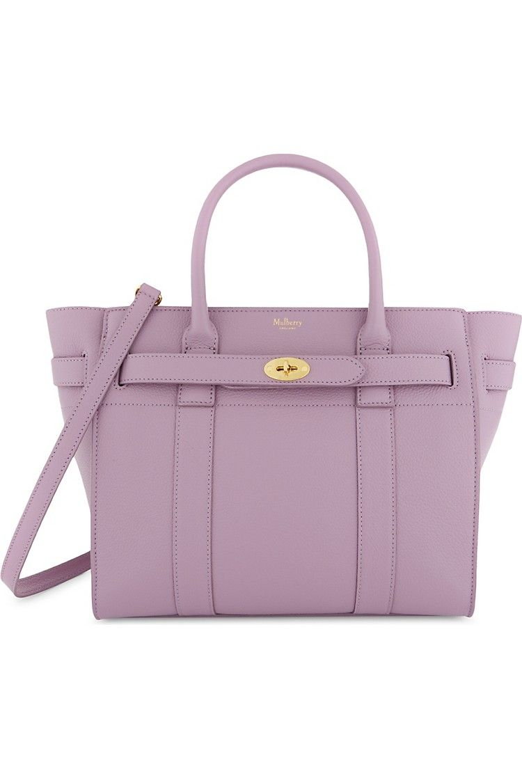 MULBERRY - Bayswater grained leather tote bag  592846a7fc167