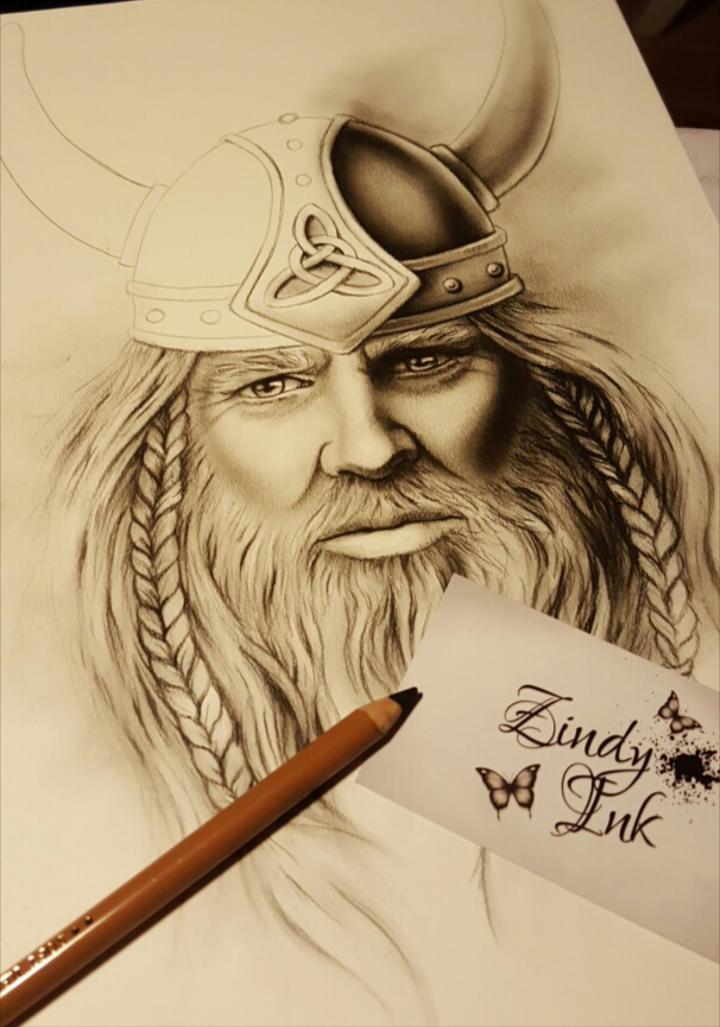Крутые картинки викингов, выздоравливай болей