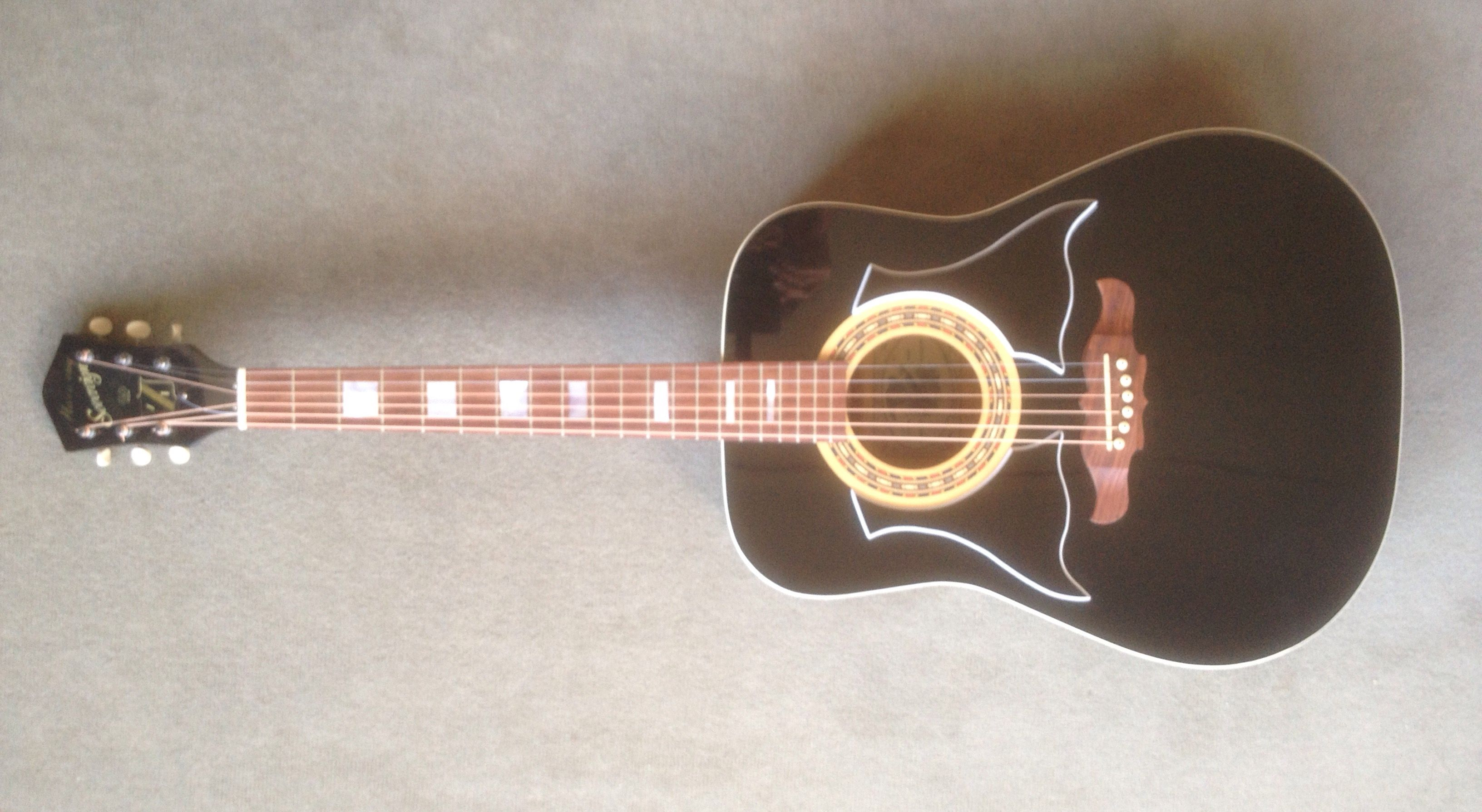 Harmony Sovereign 1264 Acoustic Guitars Pinterest Guitar