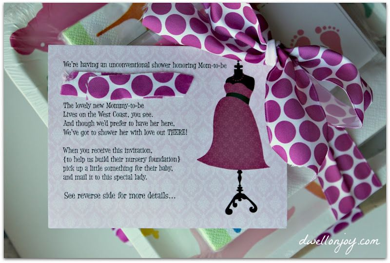 Dwell on joy an unconventional baby shower virtual baby shower dwell on joy an unconventional baby shower filmwisefo