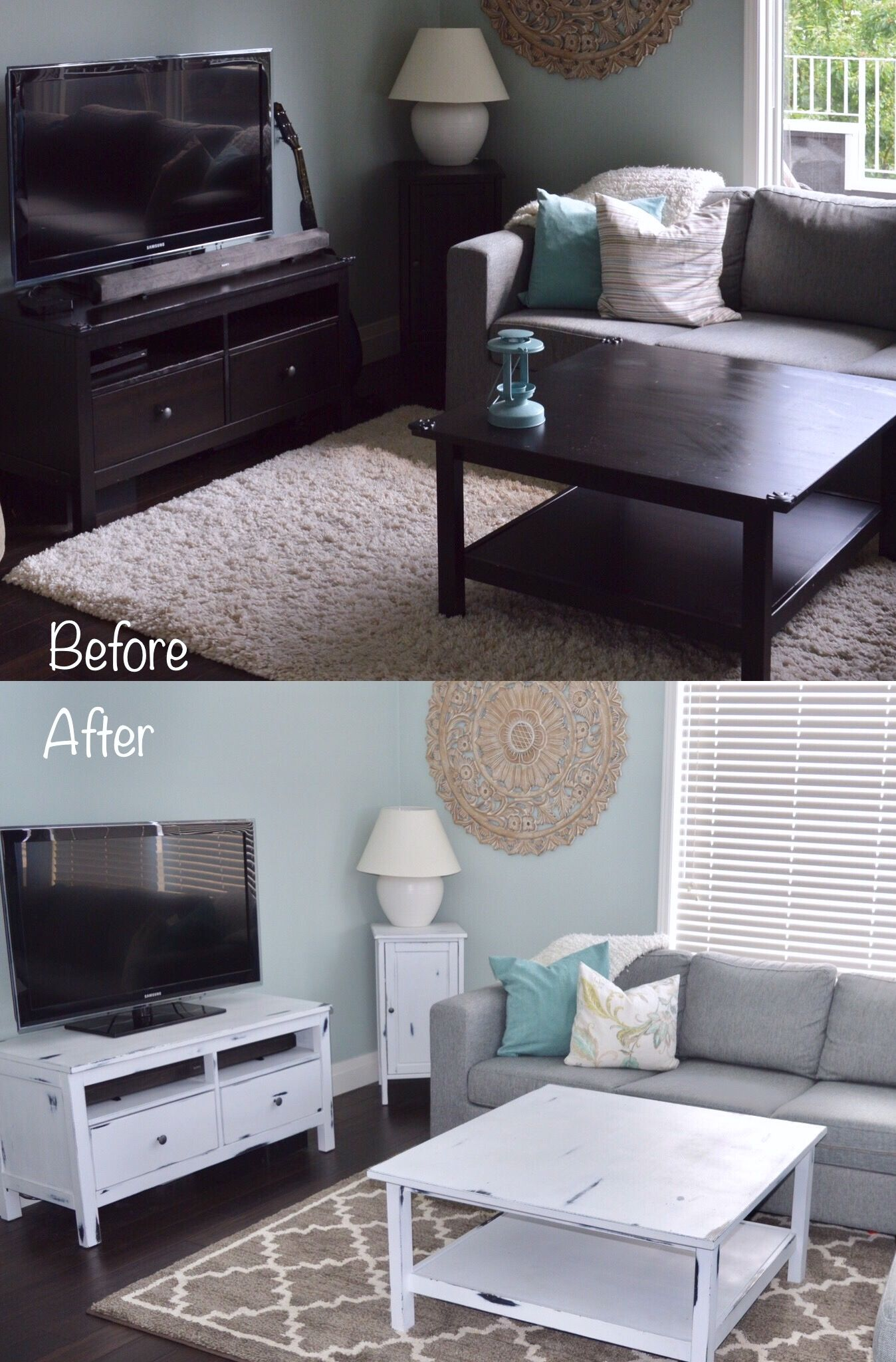 Ikea Furniture Makeover A Fresh Update To The Dark