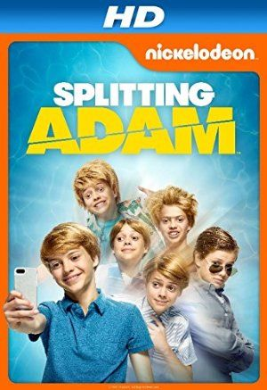 Watch Splitting Adam 2015 Watch Splitting Adam 2015 Full 91 Min Free Online Hd Kids Family Movies Free Movies Online Nickelodeon Shows