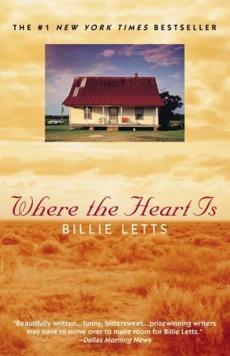 Where the Heart Is by Billie Letts Paperback FREE SHIPPING