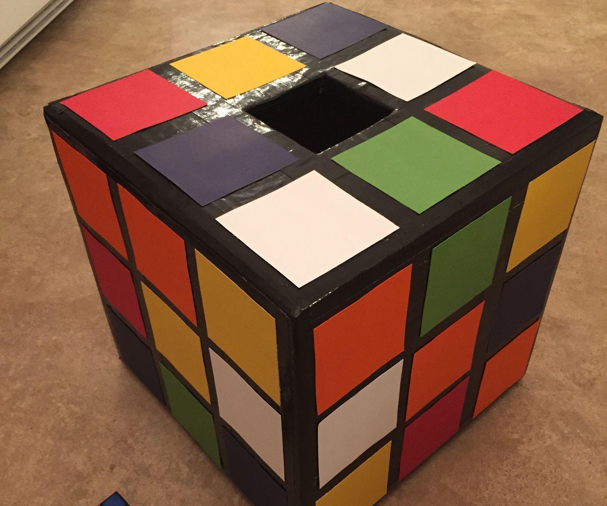 Lovely Rubiku0027s Cube Valentine Box Photo Gallery