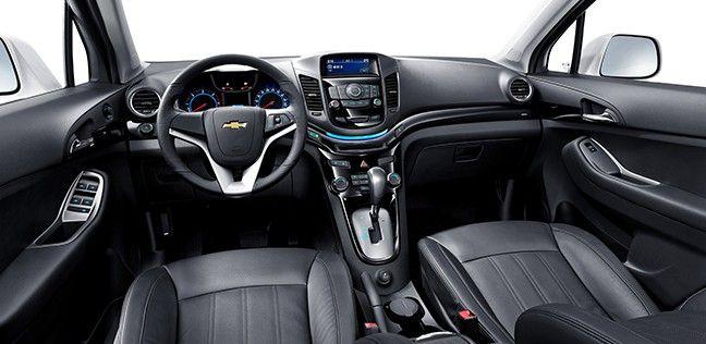 Chevrolet Orlando Toyota