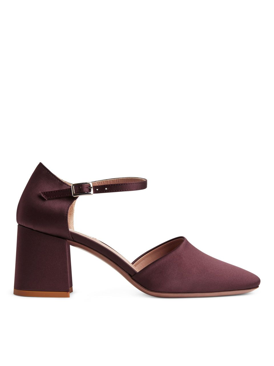 Mid heel shoes, Leather boots heels