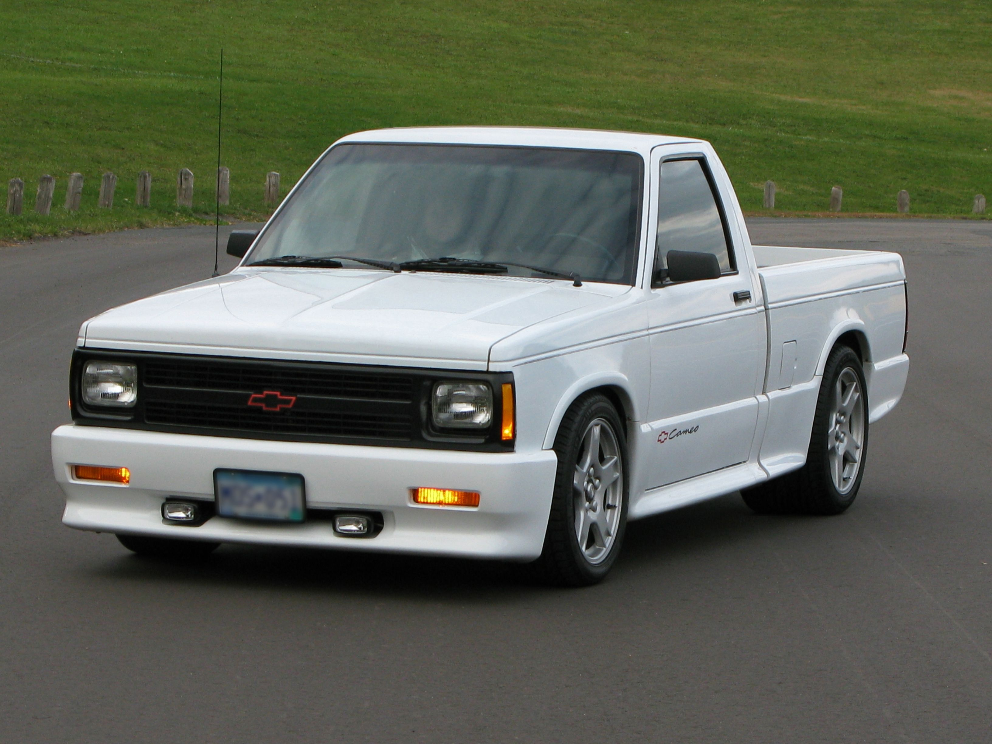 1991 s10 cameo chevy s10 gmc s15 pickups pinterest chevy s10 cars and small trucks. Black Bedroom Furniture Sets. Home Design Ideas