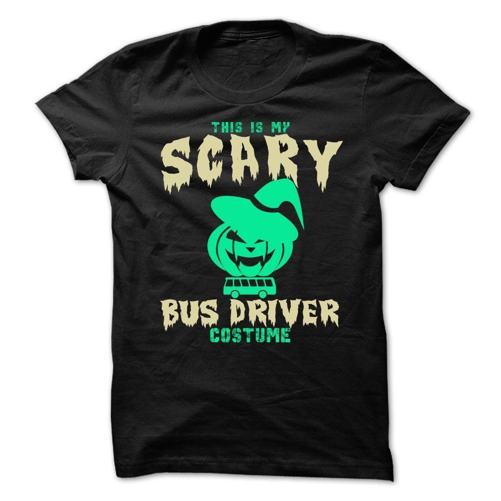 SCARY BUS DRIVER T Shirt, Hoodie, Sweatshirt