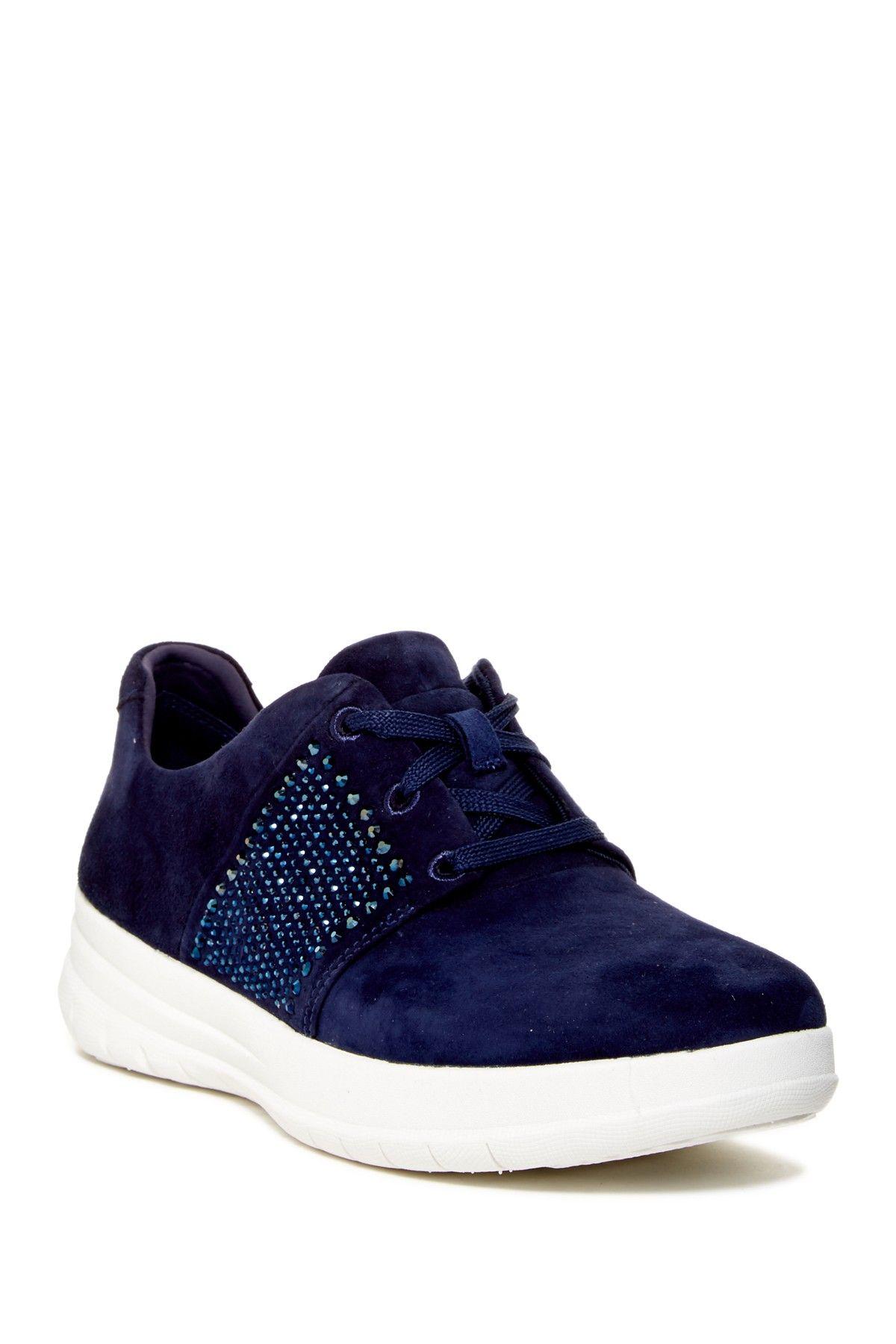 2f867a73adb FitFlop Sporty-PopX Crystal Sneaker. Street StylesSportyWomens Fashion Nordstrom ...