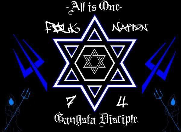Gangsta Disciple Gangster Disciples Gang Signs Gang Tattoos