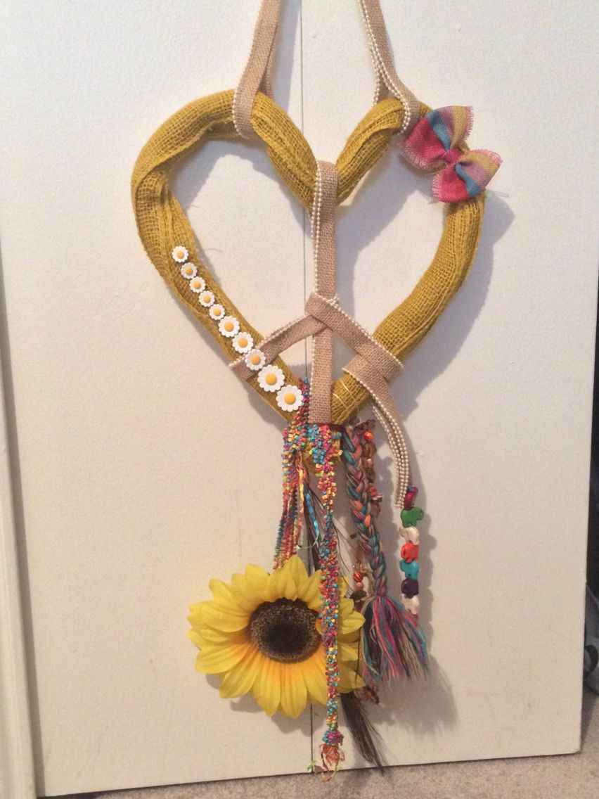 Cheap Dream Catchers Made This Dream Catcher For My Sistercheap Easy And Cute Diy