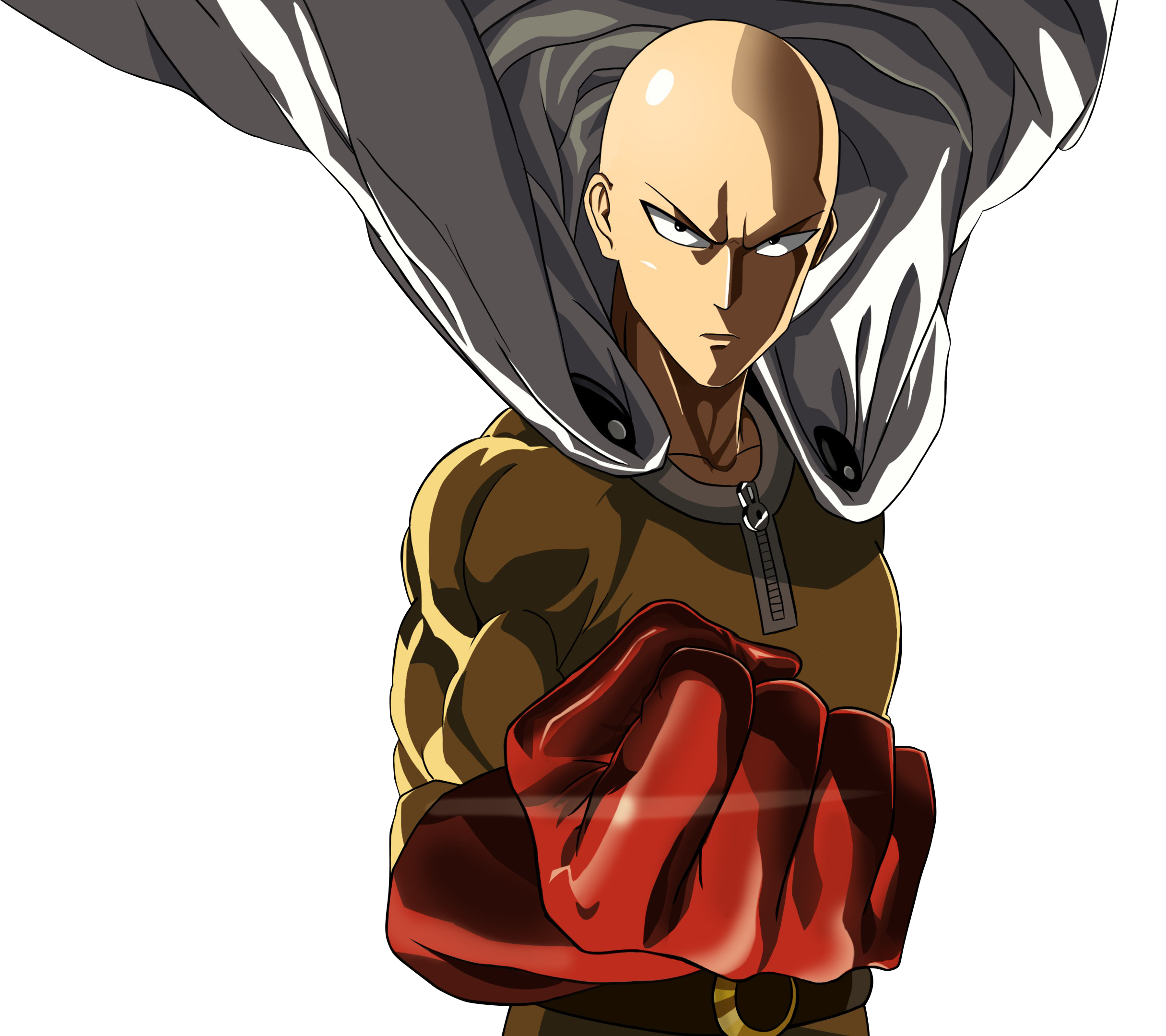 661649 Png 2431 2160 Saitama Punch Man Anime