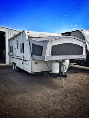 Used 2000 Forest River Wilderness 721c Century Rv Holiday