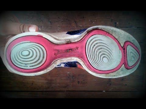 Renovando calzado