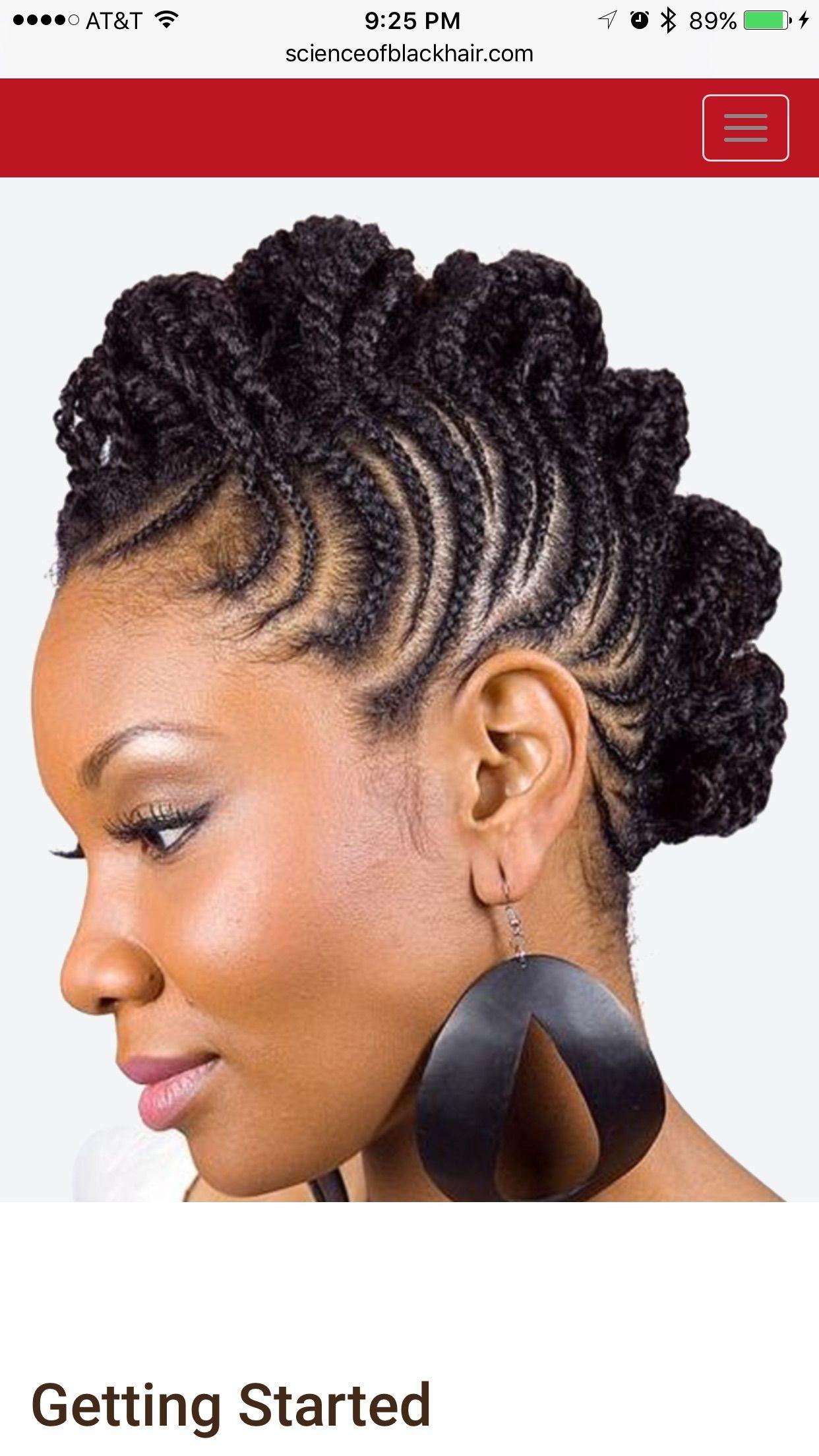 Pin by leché buchanan on hairstyles pinterest