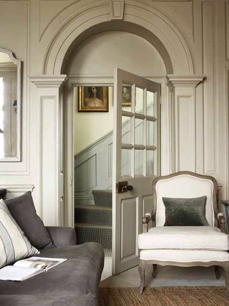 Georgian Drawing Room: Georgian Doors, Georgian Interiors