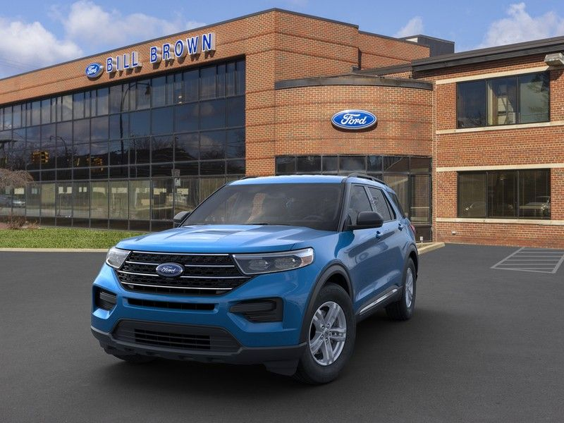 Completely Redesigned For 2020 The Popular Ford Explore Returns