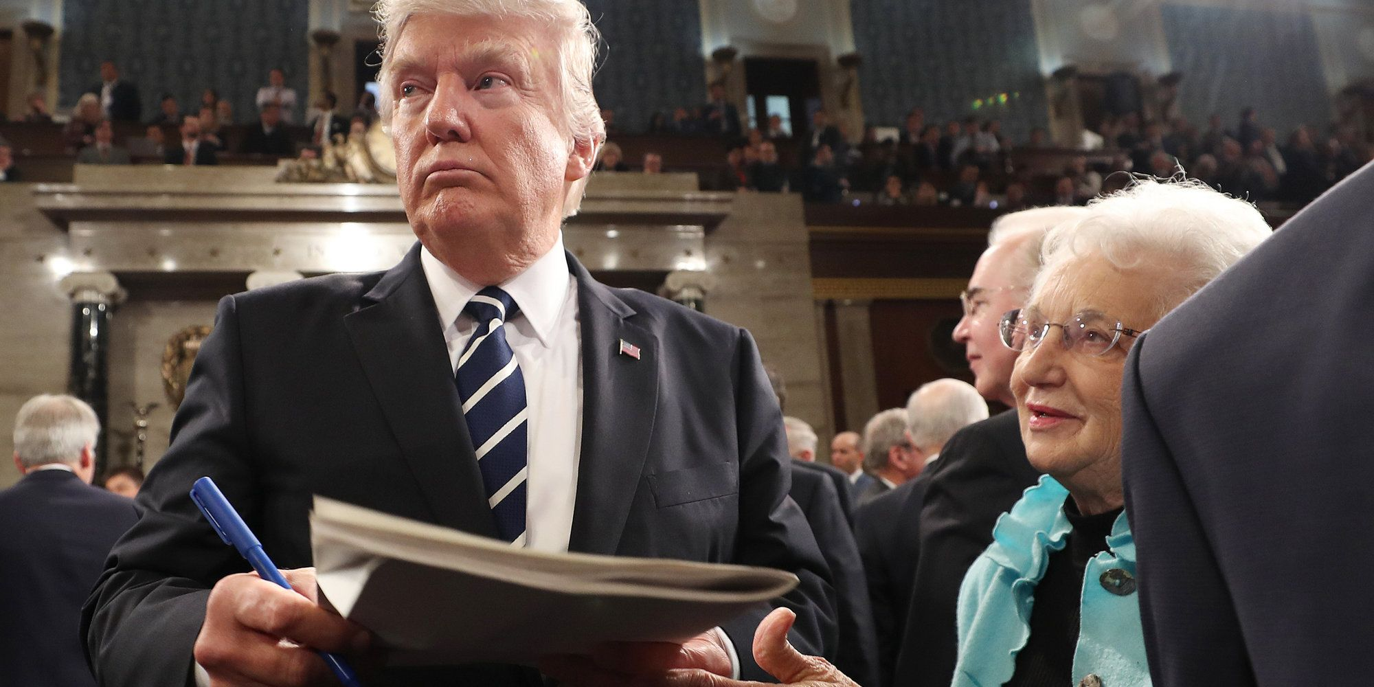 Donald Trump's Actual Policies Contradict His Joint Session Speech | The Huffington Post