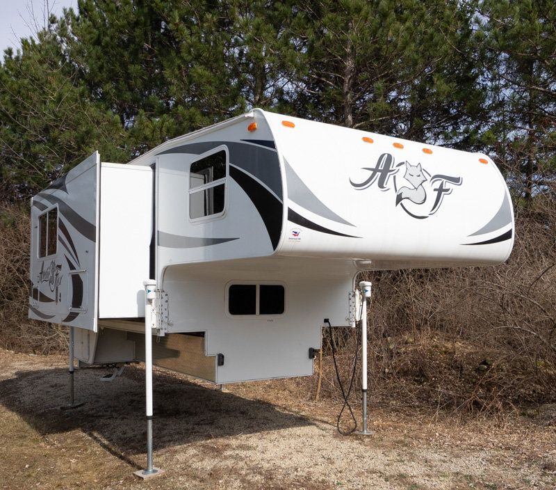 2016 Northwood Arctic Fox 1140 Dry Bath For Sale By Owner