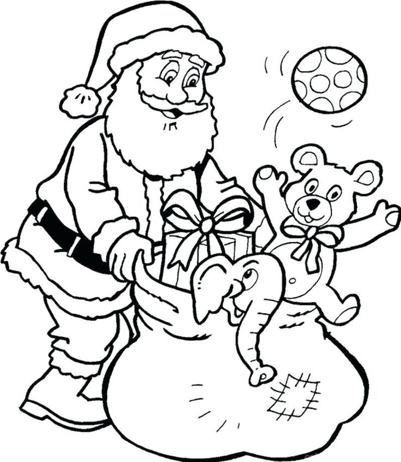 Santa Claus Coloring Pages Free Printables Santa Coloring Pages Printable Christmas Coloring Pages Free Christmas Coloring Pages