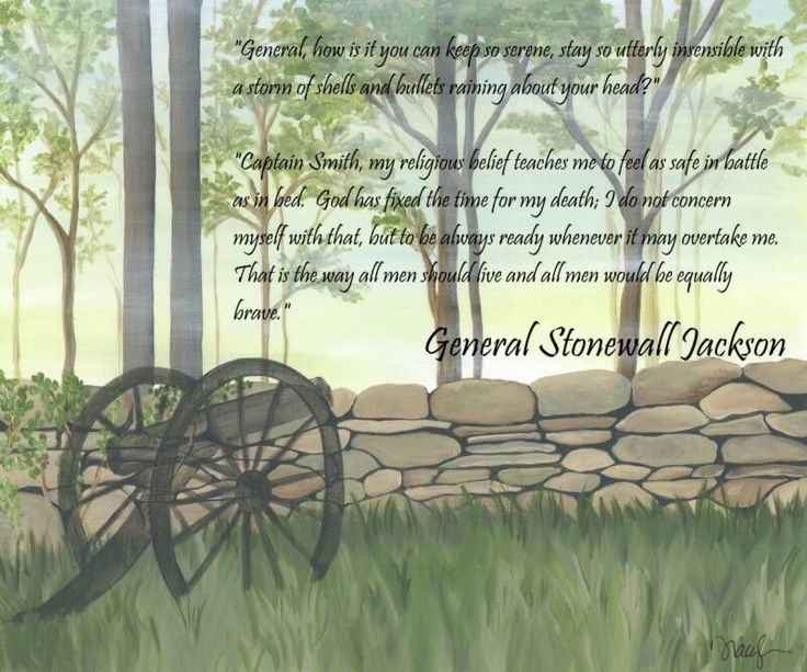 Stonewall Jackson Quotes Awesome Pin By Robert Crespo On Quotes Best Quoted Pinterest Stonewall