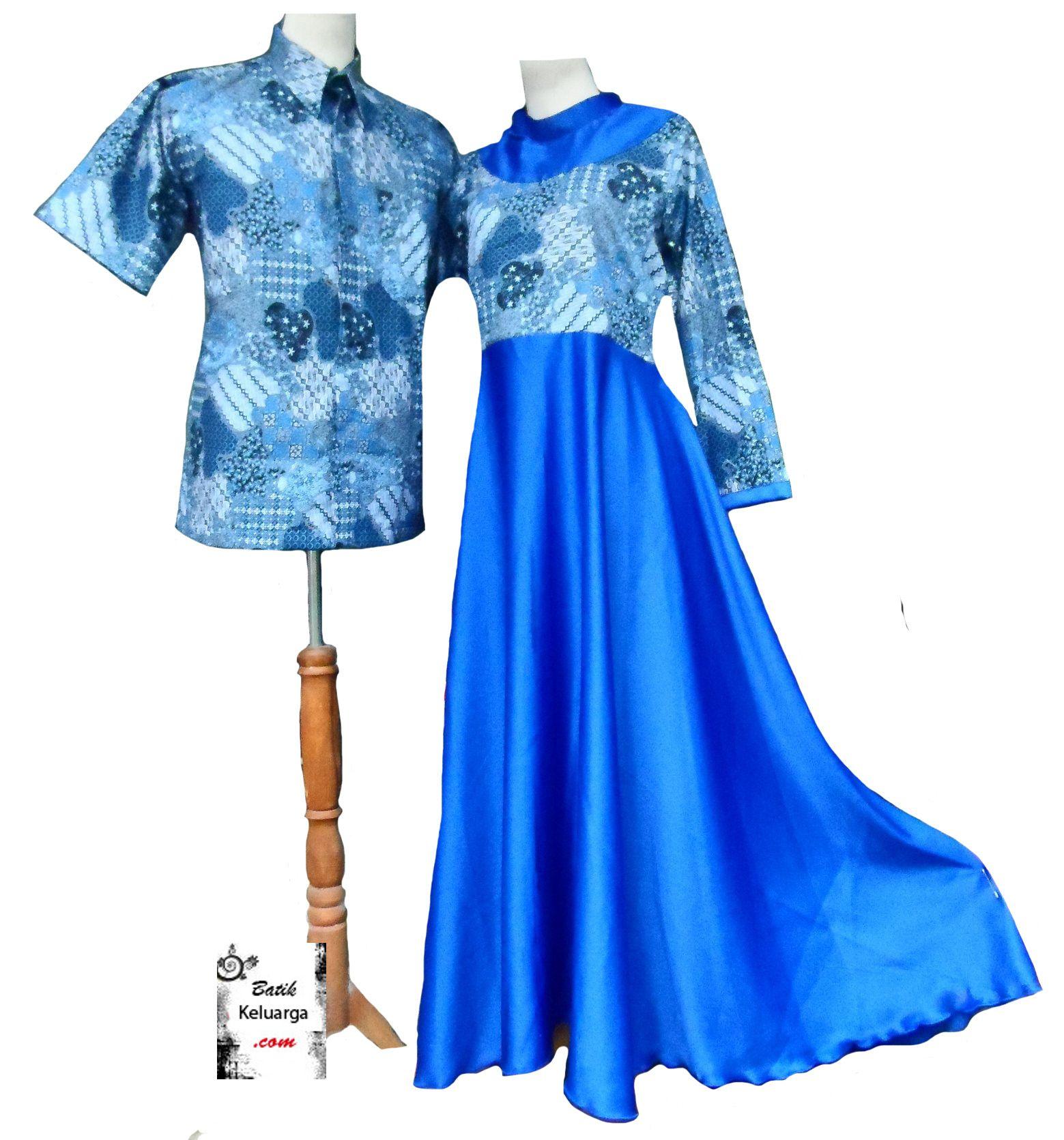 Baju Pesta Hijau Lembut Batik Keluarga Pinterest Blog