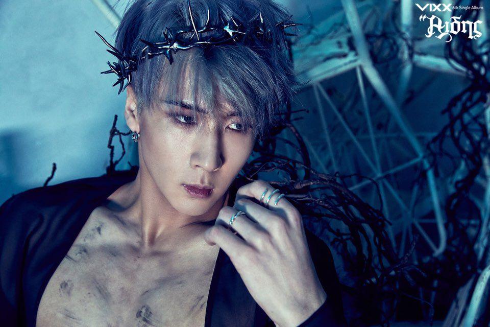 VIXX Ravi 'Hades'