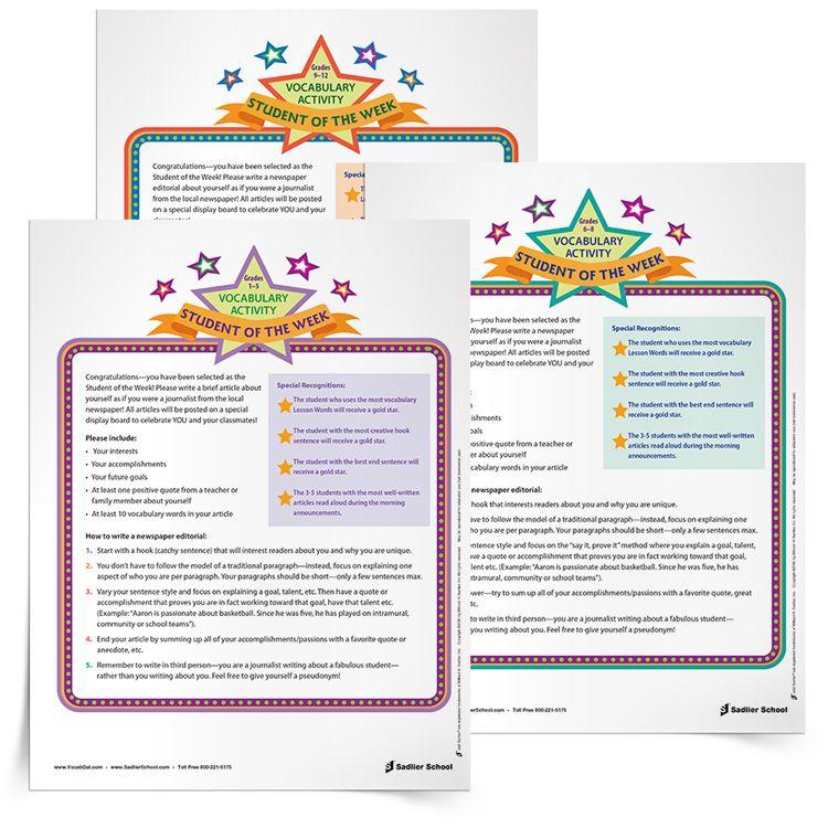 6th Grade Vocabulary Worksheets Printables And Resources Via Www Vocabgal Com Vocabulary Activities Vocabulary Worksheets Vocabulary Vocabulary Activities Sixth grade vocabulary worksheets