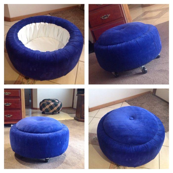 ▷ 1001+ Ideas de muebles reciclados para interiores y exteriores
