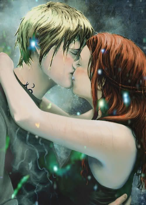 Jace and Clary   Anime in 2019   The mortal instruments art