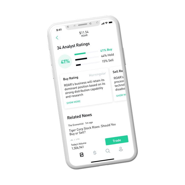 Robinhood Invest for Free This is the app that I use for