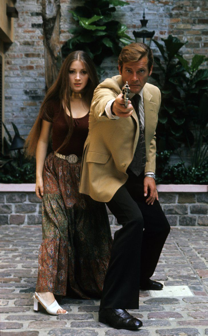 Pin for Later: The Best of the Bond Girls: From Casino Royale to Spectre Jane Seymour Who knew that Jane was a Bond girl? She was Solitaire in Live and Let Die in 1973.