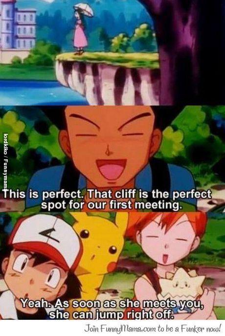 Pokemon Ash Misty And Brock Meme Pokemon Memes Pokemon