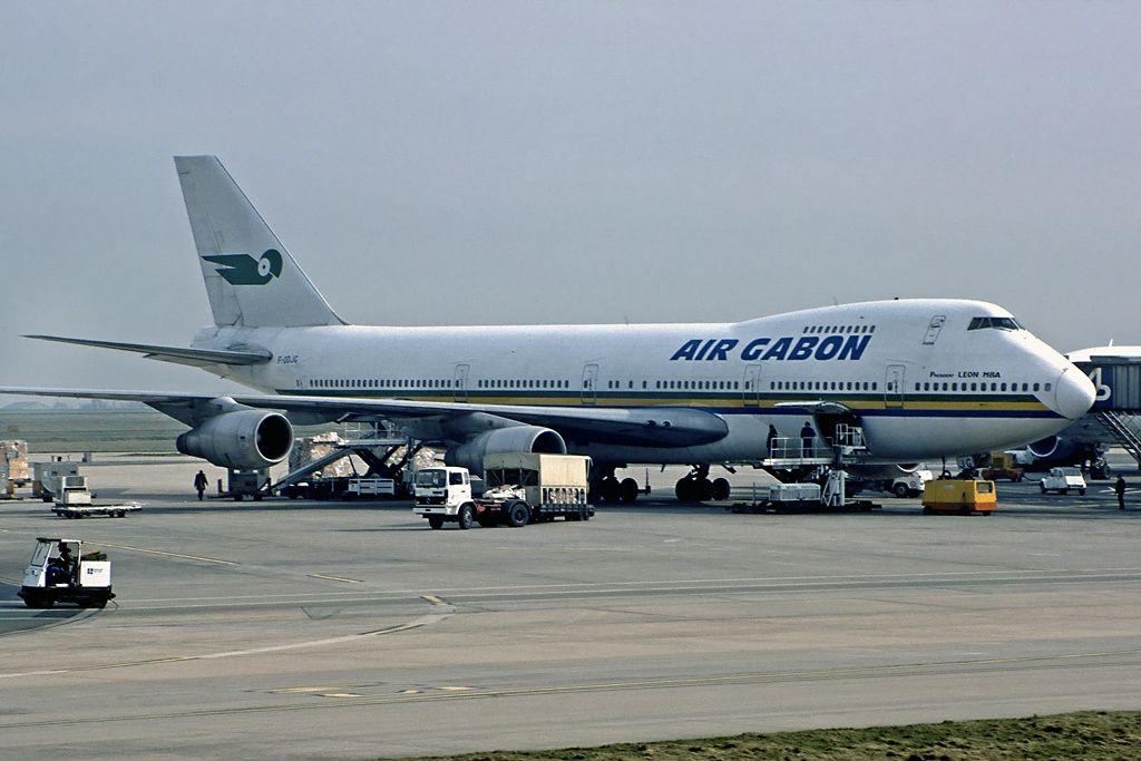 Air Gabon Search Pictures Photos Aviao