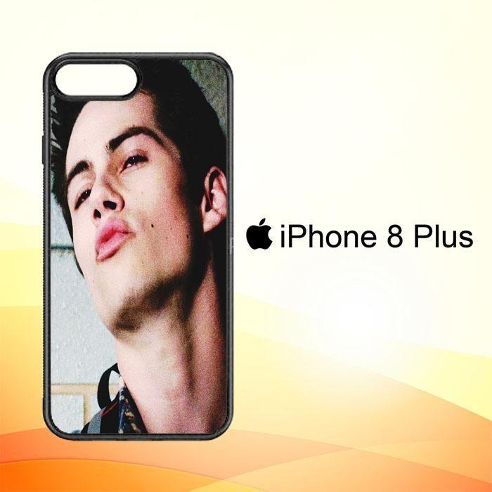 Dylan O'Brien kiss V0928 iPhone 8 Plus Case