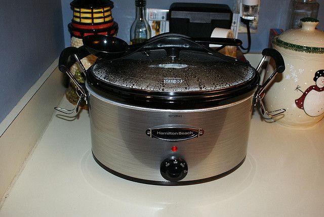 Make Your Own Cannabutter: Using a Crock Pot - Weedist