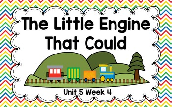 This is an ActivBoard activity to accompany Scott Foresman's Reading Street Unit 5, Week 4: The Little Engine That Could. This is a five day lesson with multiple activities for each day that include letter recognition, rhyming words, blending sounds and words, high-frequency words, grammar activities, journal activities, games, comprehension activities, and more.