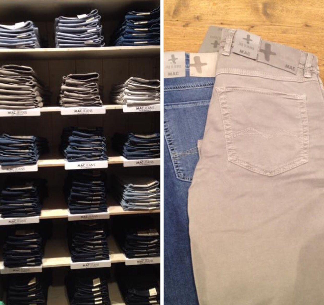 #RonaldHazenhoff Onze voorraad #MacJeans is weer op volle sterkte, nu ook meer kleuren Jog,n Jeans binnengekomen. Een aantal is seizoensvoorraad dus Op is Op, Weg is pech. #Haverstraatpassage #Herenmode #Enschede