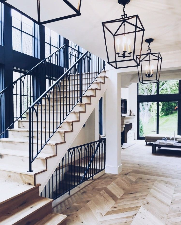 House Design, Stairs, Home