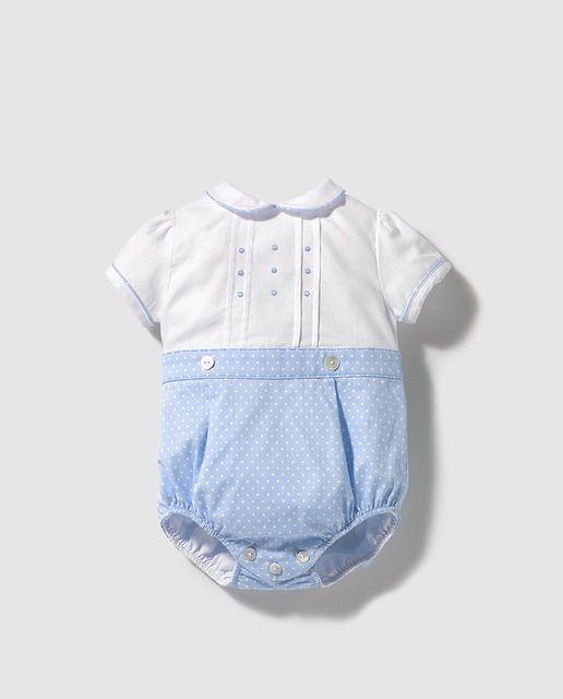 c529092b5 Ranita de bebé niño combinado bicolor | Outfits-Family▫Sunday's ...