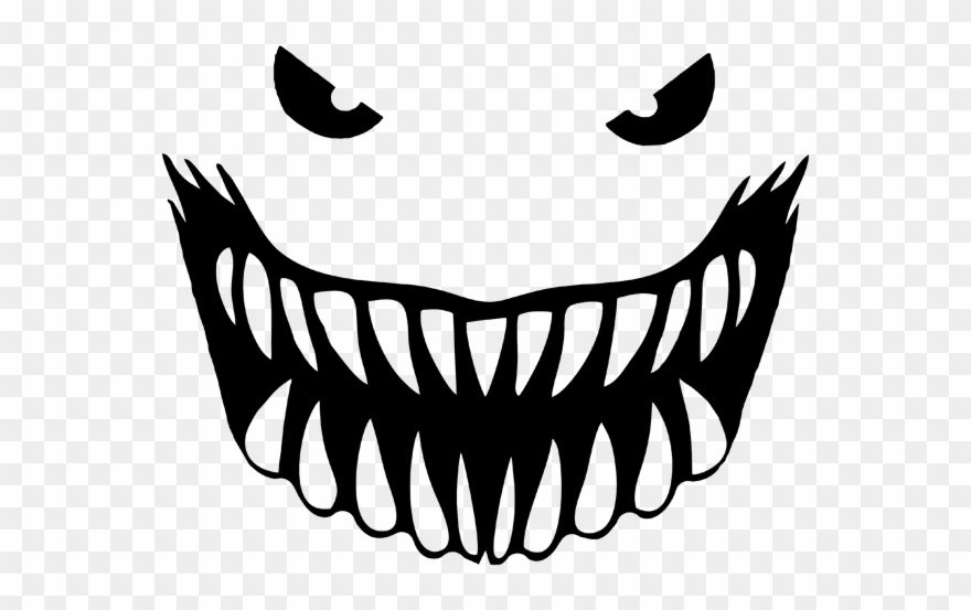 Bandana Clipart Monster Mouth Png Download Monster Mouth Free Clip Art Monster