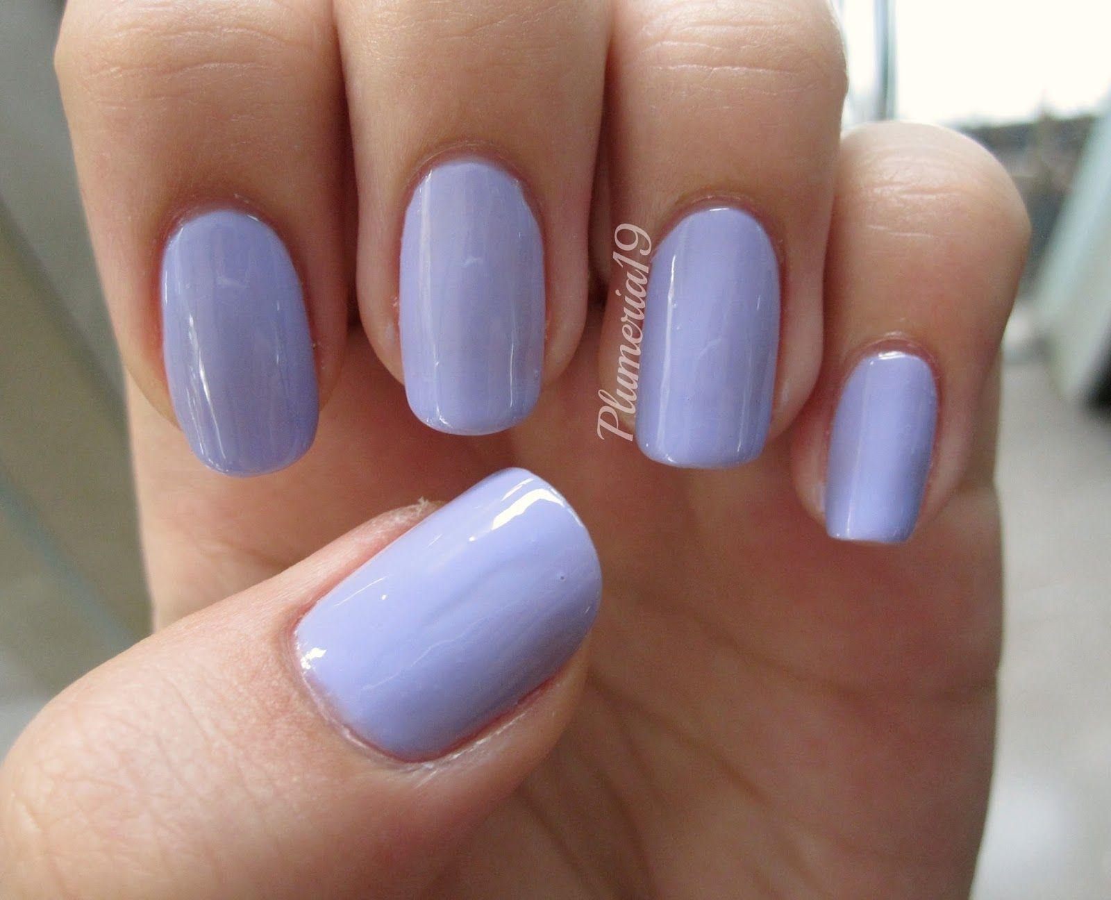 purplish blue gel nails - google search | nails | pinterest | blue