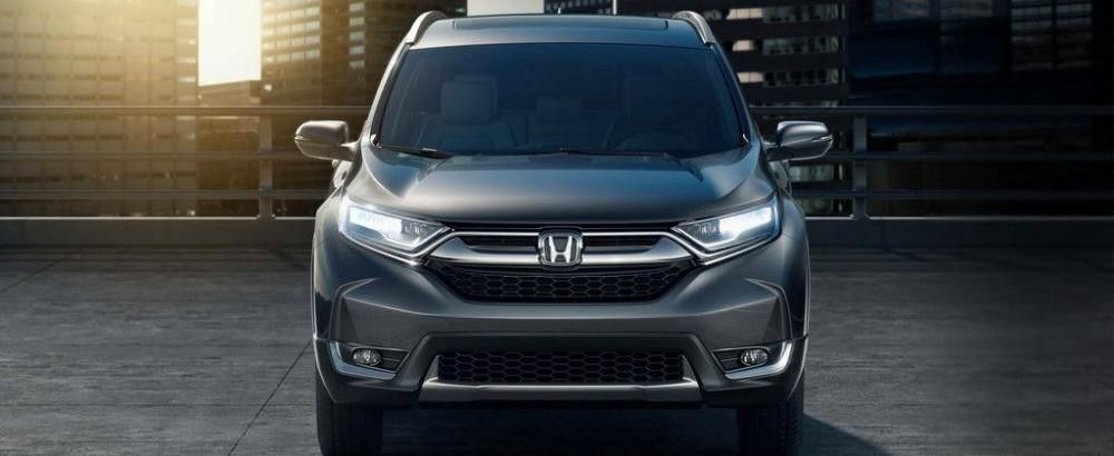 Honda CR-V gia nhâp thi trương A Râp