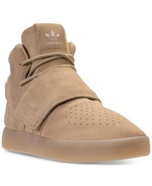 Adidas Originals Adidas Women S Tubular Invader Strap Casual Sneakers From Finish Line Adidasoriginals Shoes Casual Sneakers Adidas Shoes Women Adidas Women