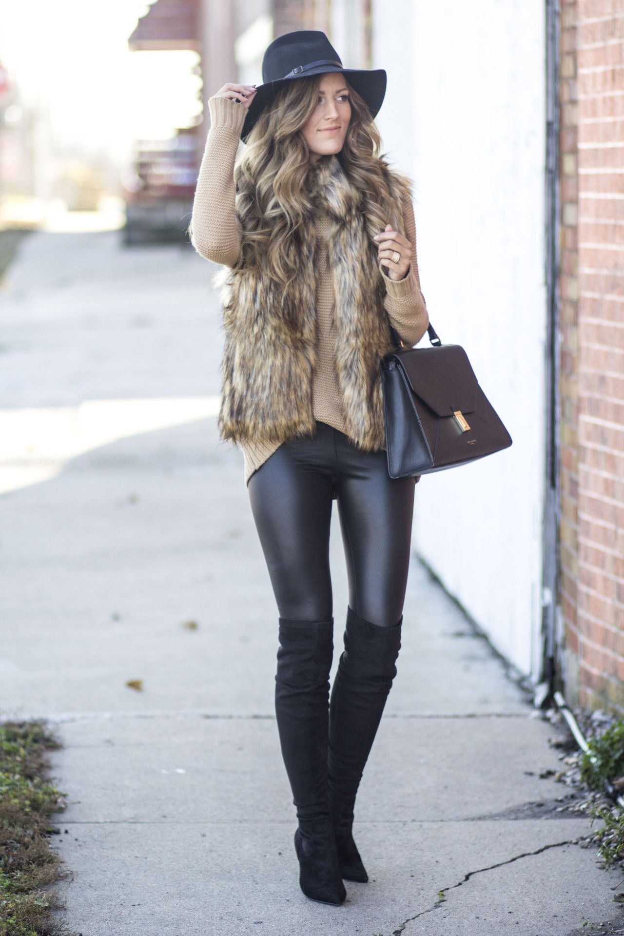 a1f8d26dbc5ac Food And Stuff — bloggers-fashion: Winter Ready via... | My Style in ...