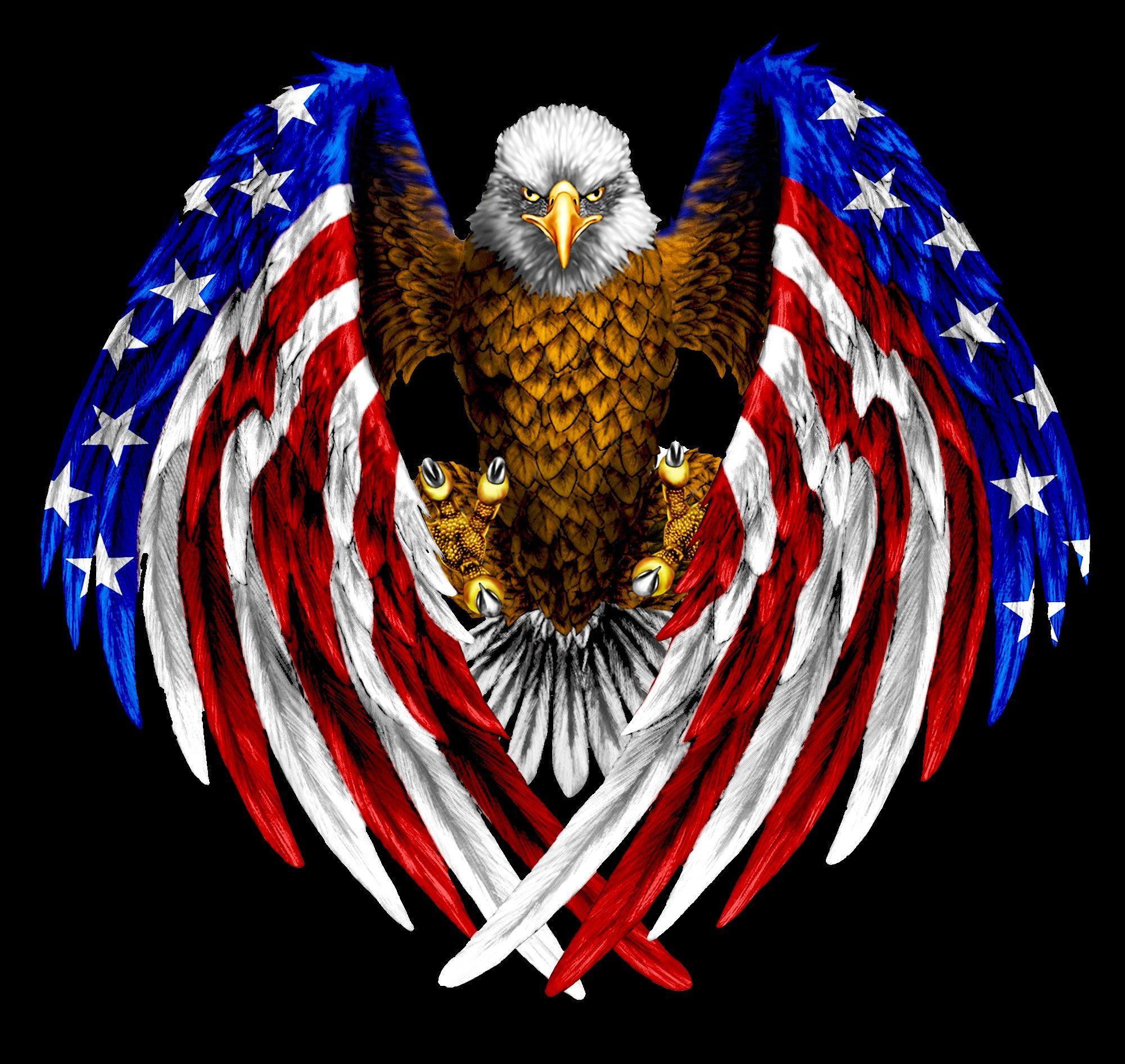 Usa flag eagle. Image result for clipart