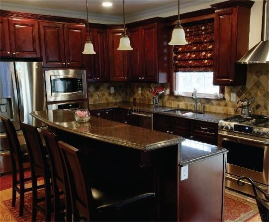 Best Elite Maple Kitchen Cabinets All Wood Cabinetry Rta 9 640 x 480