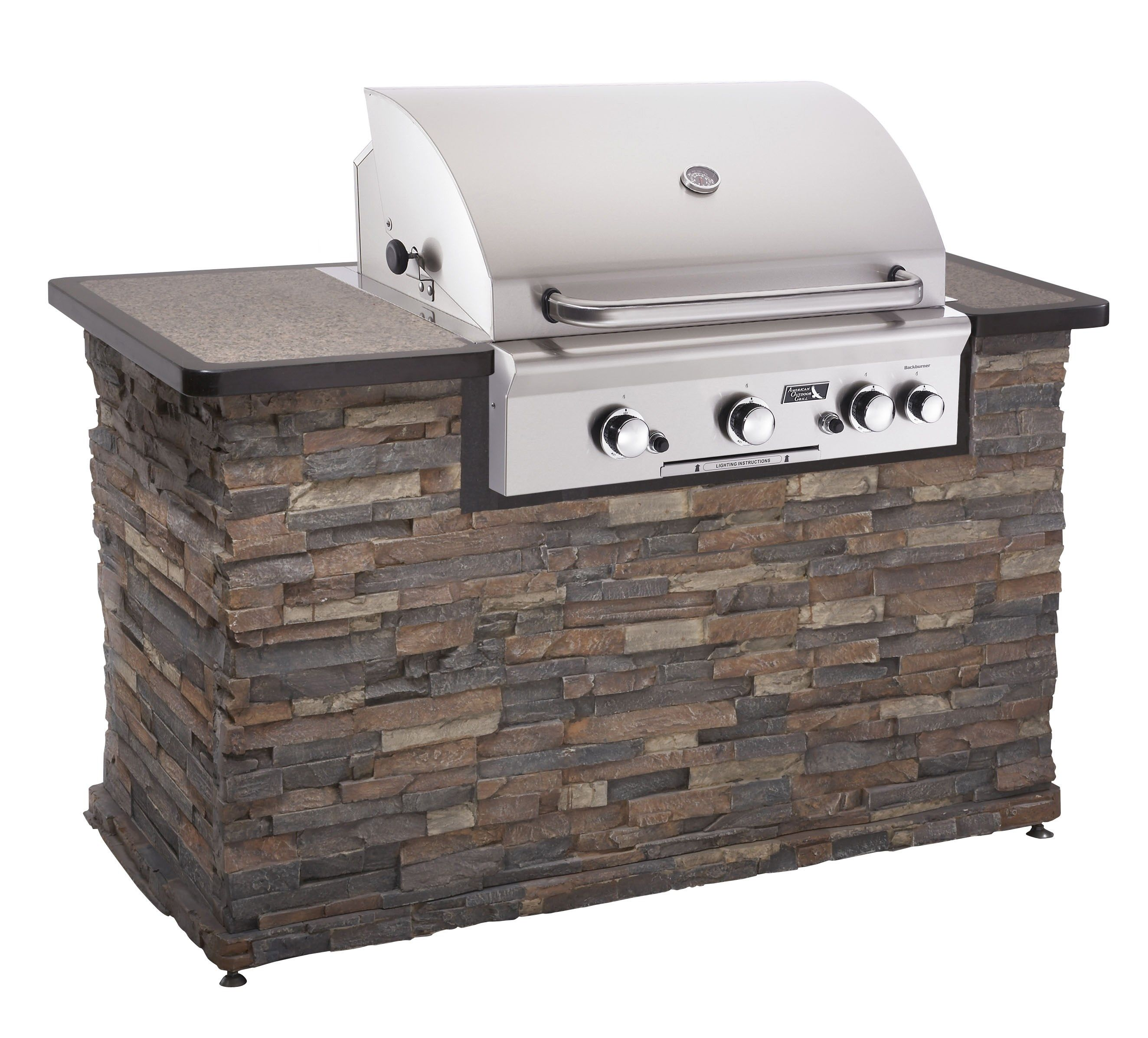 """American Outdoor Grill 36"""" built in things i like"""