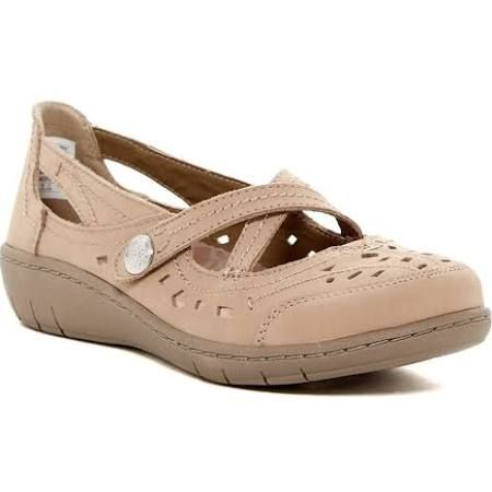 Skechers Washington - Aberdee Mary Jane Flat at Nordstrom Rack - Womens  Shoes - Womens Ballet
