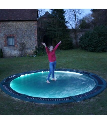 Trampoline Magic Night Lights